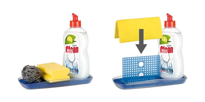 Как хранить губку для мытья посуды