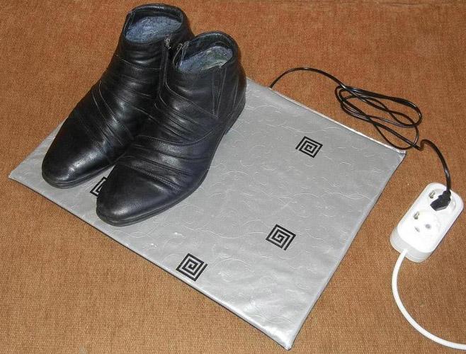 Как сделать электросушилку для обуви своими руками