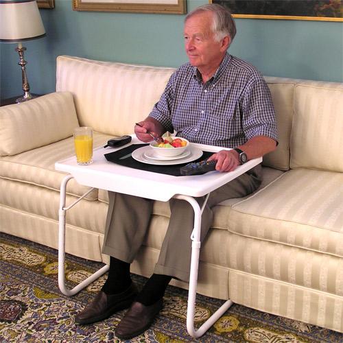 Как сделать приставной стол своими руками