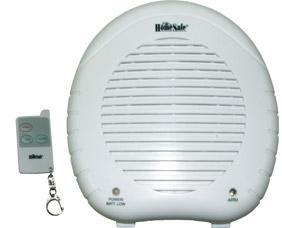 Прибор защиты от квартирных краж Лающая собака-3 с пультом ДУ 639SRЭлектроника<br><br>