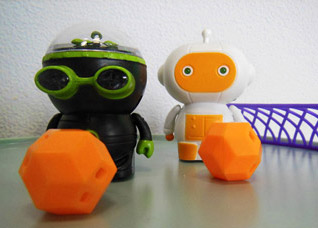 Игровой набор Роботы-футболисты 9101А-1игрушки<br><br>