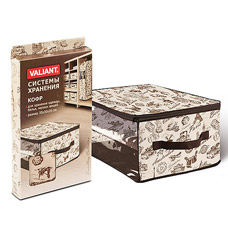 Кофр Valiant TRA301 для хранения малый 35х30х20 смТовары для гардероба<br><br>