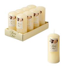 Свеча ароматизированная Fancy Fair W14., 14 см, аромат ванильТовары для декора<br><br>