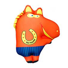 Игрушка Мнушки Коняшка На удачу 01Подушки для детей<br><br>