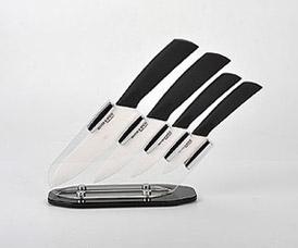 Набор керамических ножей MB-20617Ножи<br><br>