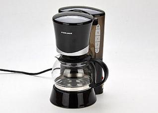 Кофеварка Sterlingg ST-10687, 600млЧайники и кофеварки<br><br>