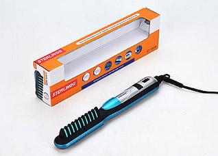 Выпрямитель для волос Sterlingg ST-10658Фены и выпрямители для волос<br><br>