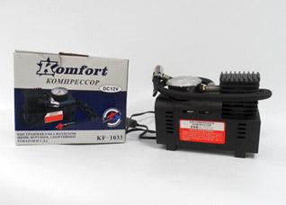 Мини-компрессор Komfort KF-1033Товары для автолюбителей <br><br>