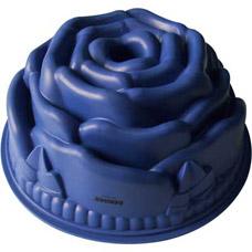 Форма Bekker BK-9417 Роза синяяТовары для выпечки<br><br>