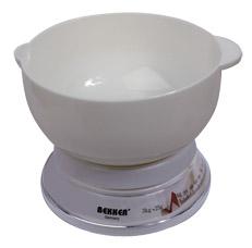 Весы кухонные Bekker BK-23 3кгВесы кухонные<br><br>