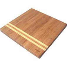 Разделочная доска Bekker BK-9725 25х25х1,8 квадр. с полос.Разделочные доски<br><br>