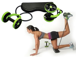 Тренажер с эспандерами универсальный Топ ФитТовары для фитнеса<br><br>