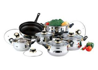 Набор посуды Bekker BK-224 ClassicПосуда<br><br>
