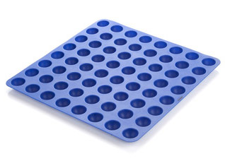 Форма Bekker BK-9415 Колобки синяяТовары для выпечки<br><br>