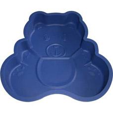 Форма Bekker BK-9420 Медвежонок синяяТовары для выпечки<br><br>