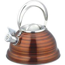 Чайник металлический Bekker BK-S428 De Luxe 2,5лЧайники<br><br>