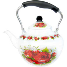 Чайник эмалированный Bekker BK-E315 4,5лЧайники<br><br>