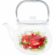 Чайник эмалированный Bekker BK-E316 3,5лЧайники<br><br>