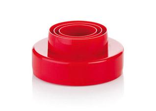 Двухсторонние формочки колечки Delicia, 6 размеров, Tescoma 630860Выпечка<br><br>
