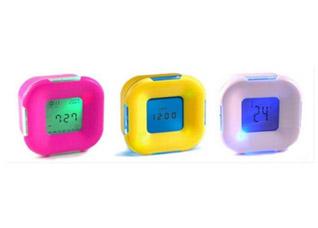 Многофункциональные часы-перевертыш EGT-001Электроника<br><br>