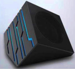 Bluetooh - динамик с подсветкой ВТ-700Электроника<br><br>