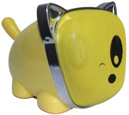 Колонка с функцией голосового управления в виде собачки JS2313Электроника<br><br>