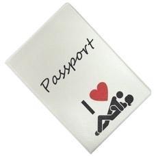 Обложка на паспорт N:176 Passport арт. 94082Сувениры<br><br>