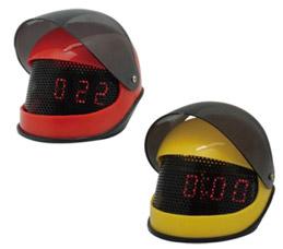 Часы Шлем с авто-включением от звука CL-1608Сувениры<br><br>