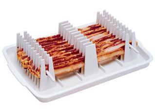 Набор для жарки бекона в микроволновой печи Bacon ChefTV товары для кухни<br><br>