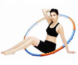 Массажный обруч Body Health Hoop 1.1 кгМассажные обручи<br><br>