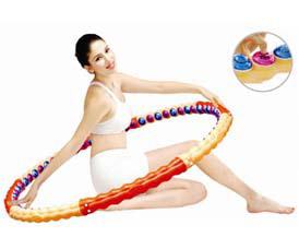Массажный обруч Passion Health Hoop 2.8 кгМассажные обручи<br><br>