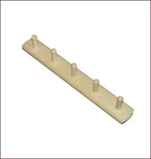 Вешалка 5-ти рожковая Банные штучки 32137Все для бани<br><br>