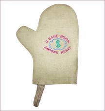 Рукавица для сауны Банные штучки 41047Все для бани<br><br>