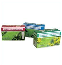 Запарка для бани Цветки ромашки Банные штучки 30015Все для бани<br><br>