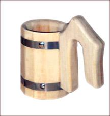 Кружка бондарная Банные штучки 3720Все для бани<br><br>