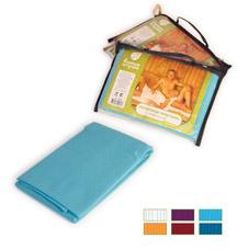 Вафельное полотенце-простынь банное Банные штучки 32070Все для бани<br><br>