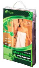 Махровый комплект для женщин Банные штучки 32250Все для бани<br><br>