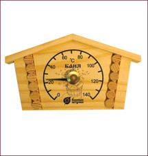 Термометр Банные штучки 18014Все для бани<br><br>