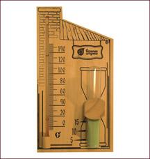 Термометр Банные штучки 18036Все для бани<br><br>
