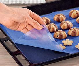 Коврик для запекания, силиконовый ПекарьТовары для выпечки<br><br>