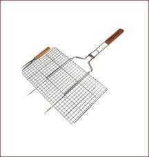Решетка-гриль для стейков, большая с вилкой Boyscout 61301Шашлык, барбекю<br><br>