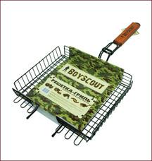 Решетка-гриль универсальная Boyscout 61303Шашлык, барбекю<br><br>