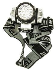 Фонарь налобный, 4 режима, 19 светодиодов Boyscout 61091Разное<br><br>