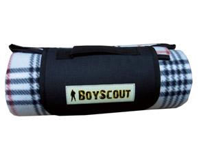 Плед для пикника 150*130 см с влагостойкой подложкой Boyscout 61061Товары для пикника<br><br>