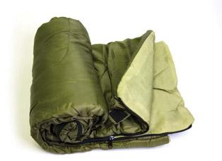Спальный мешок на молнии (одеяло) 180*75 см Boyscout 61073Спальные мешки<br><br>
