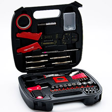 Набор инструментов KomfortMax KF-1181, 70прСтроительные инструменты<br><br>