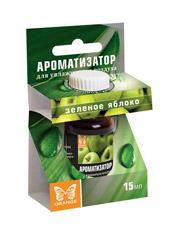 Ароматизатор для увлажнителя воздуха Зелёное яблоко,15 мл, Orange 82019Товары для декора<br><br>