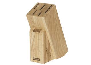 Блок для 5 ножей и ножниц Woody, Tescoma 869505Обработка продуктов<br><br>
