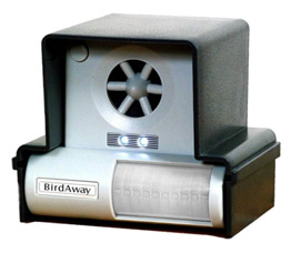 Ультразвуковой отпугиватель птиц Экоснайпер LS-987BFСредства против вредителей<br><br>