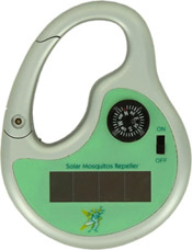 Отпугиватель комаров персональный Экоснайпер UP-12D8Средства против вредителей<br><br>
